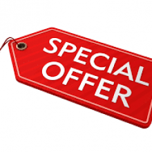 Special Offer New Year